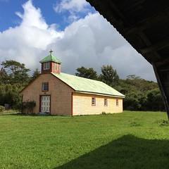 Una pequeña maravilla chilota. Iglesia de Notuco