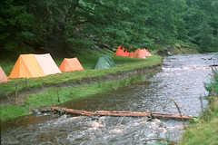 1st Finchampstead - Scout Summer Camp 1992