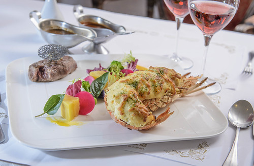 推薦高雄美食餐廳_到新國際西餐廳品嚐新菜單菜色 (17)_豪華海陸C套餐