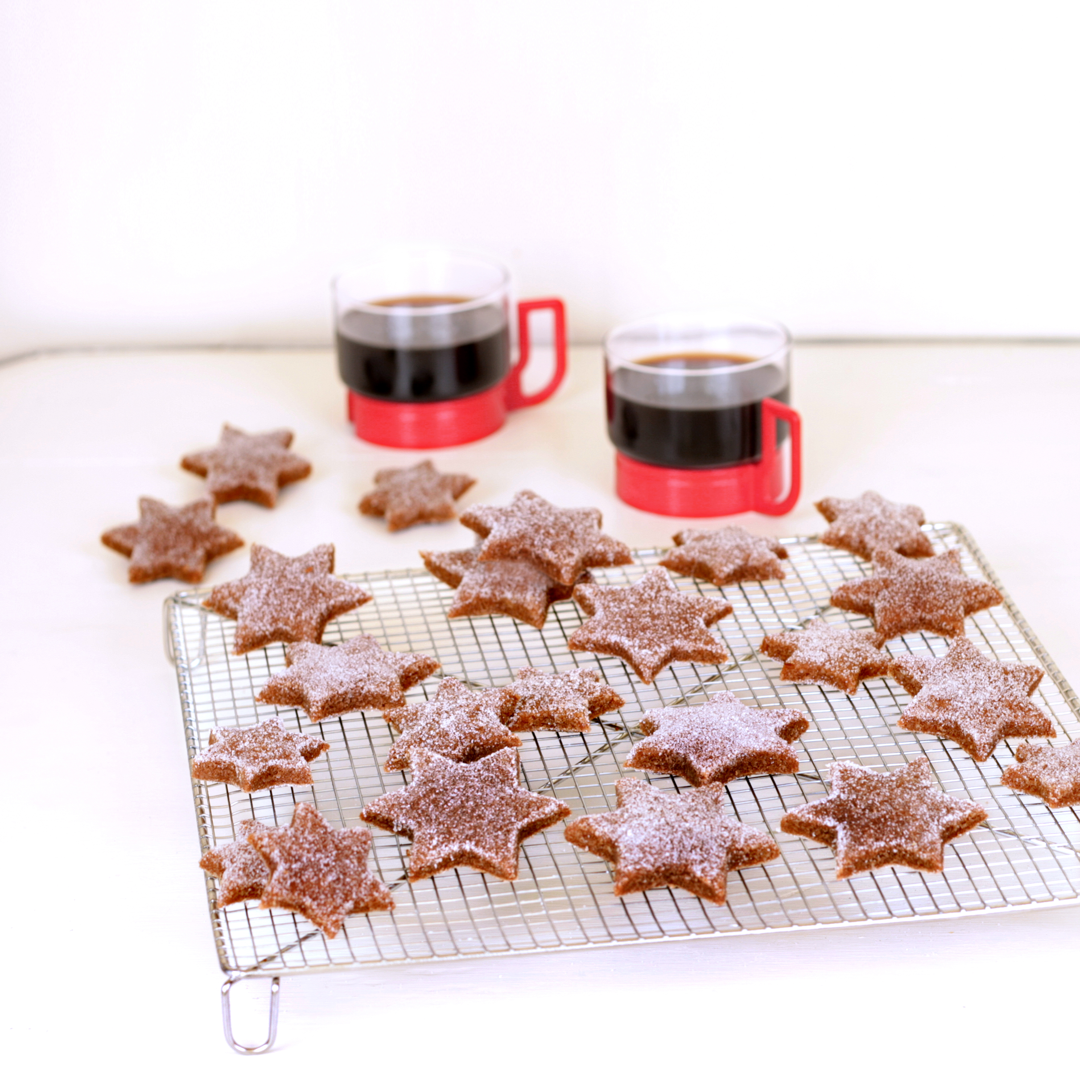 Biscuits de Noël - Bruns de Bâle - Brunsli