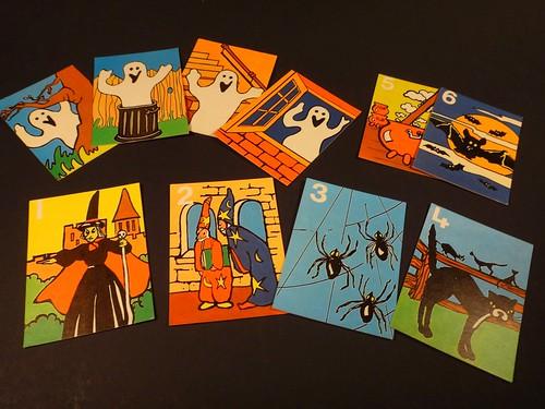 Ooky Spooky cards