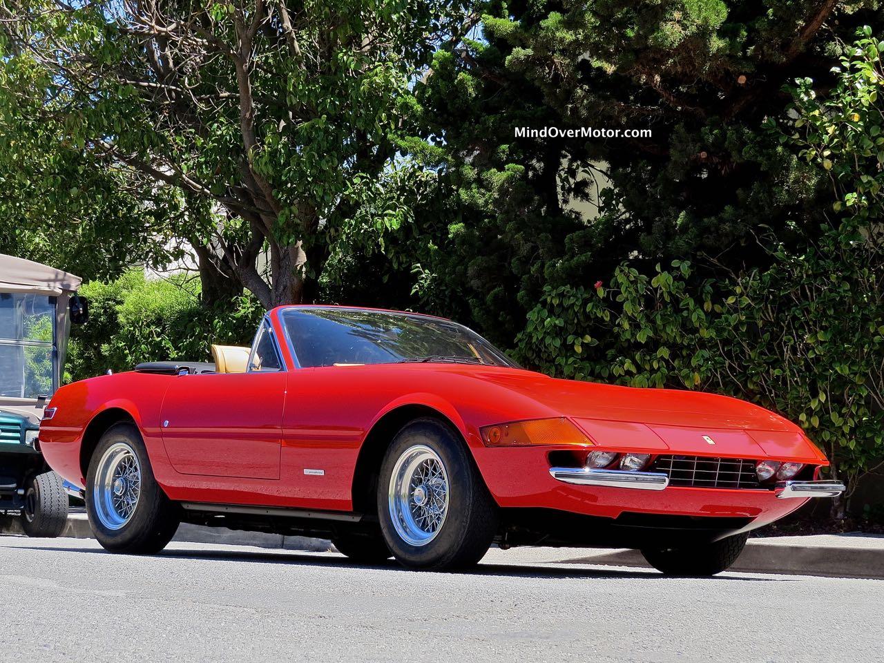 Ferrari 365 GTS:4 Front Right
