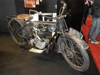 Velocette 250 G 2T de 1923/24