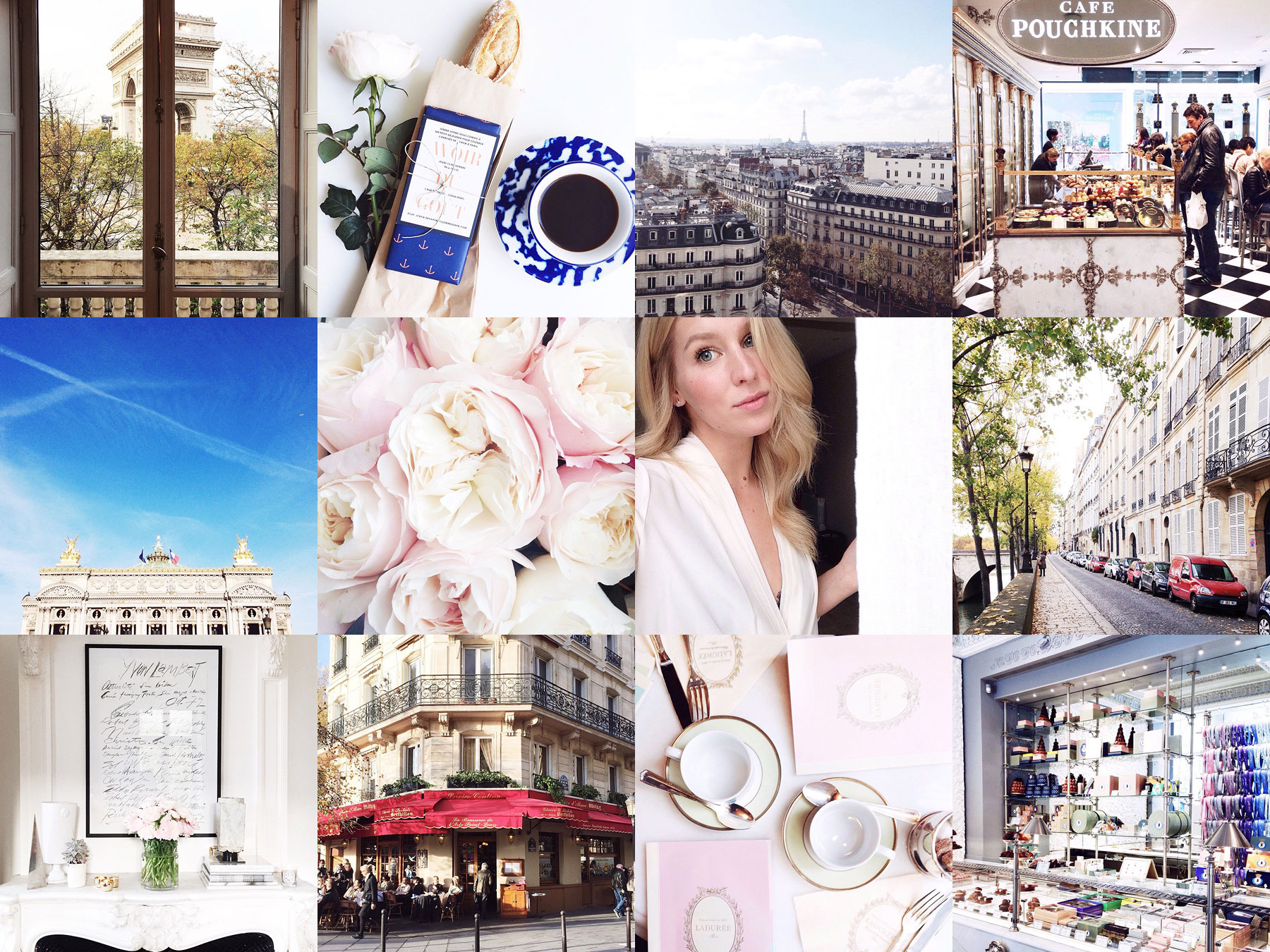 """ParisInFourMonths"" on Instagram"