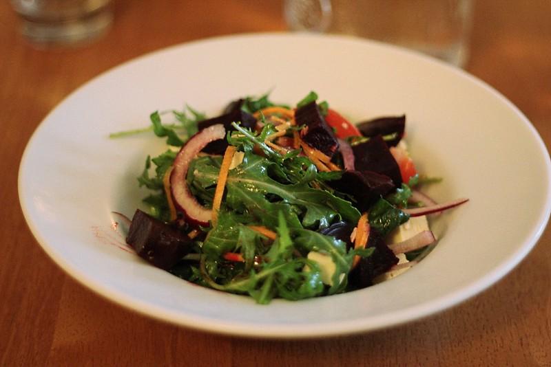 feta & beetroot salad