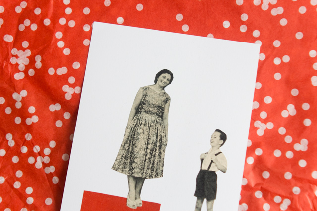 family portrait collage by laura redburn