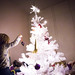 Christmas Tree Decoration in Progress