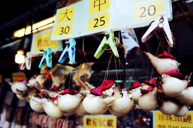 Tai O (大澳) Hong Kong