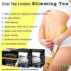 weight loss herbal tea
