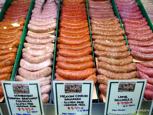 Sausages Galore