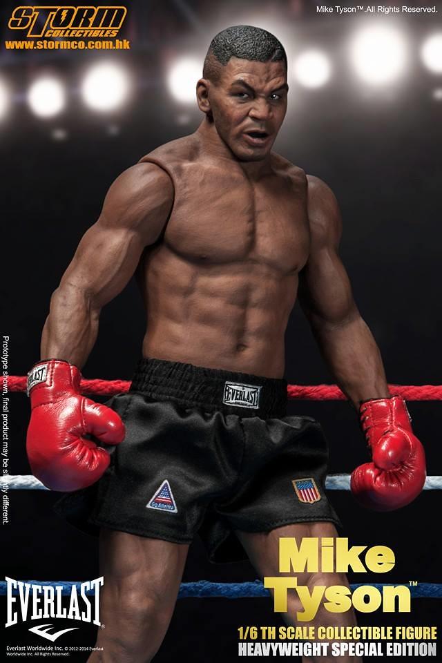 【官圖更新】TOY SOUL 2014 Storm Collectibles【Mike Tyson】1/6 重量級拳王 麥克·泰森 特別版