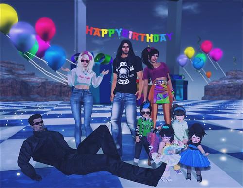 Payton's 80s Party