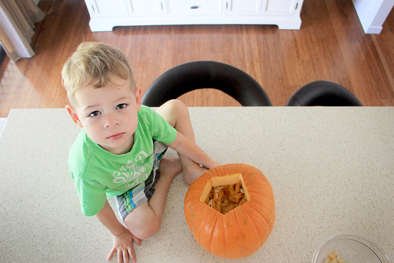 28 October 2014- Pumpkin Carvin'004