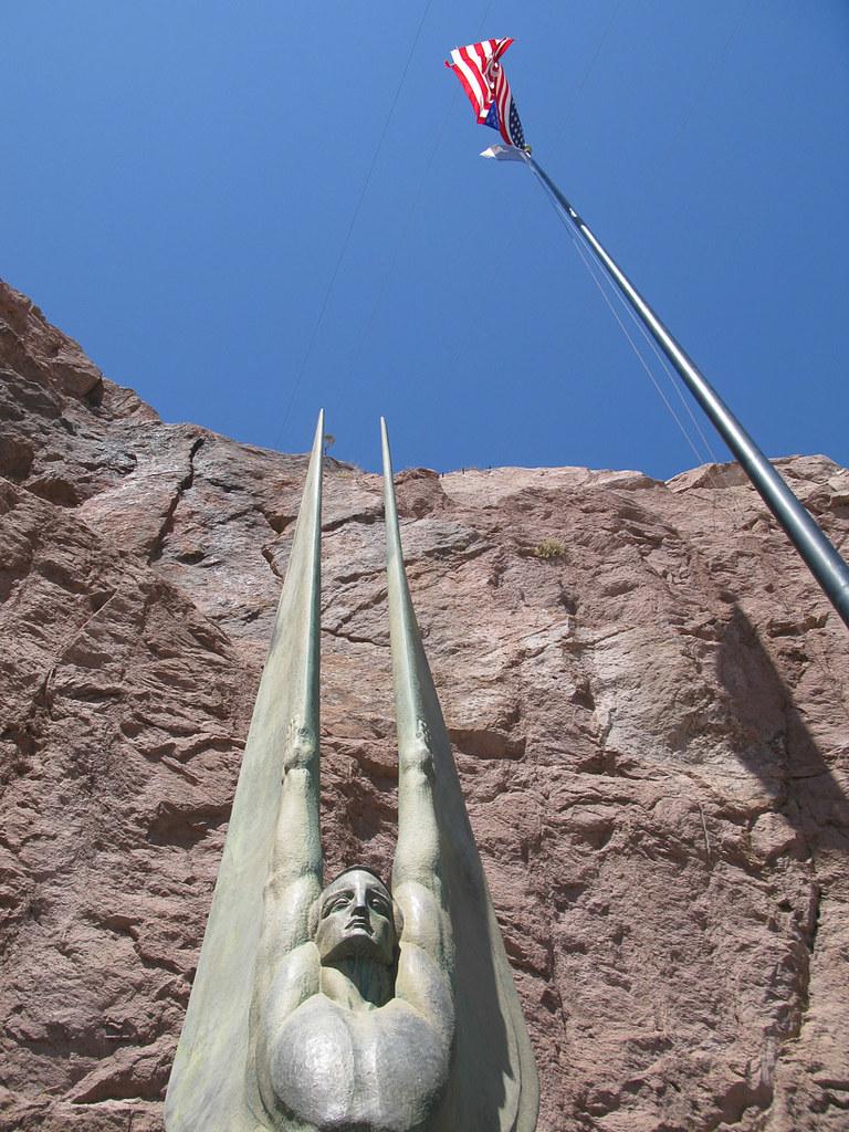 Memorial at Hoover Dam