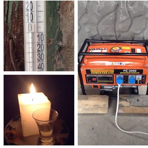 В Крыму будут в ближайшие дни перебои с электричеством, но я купила генератор, и не расстраиваюсь!))) #старыйкрым