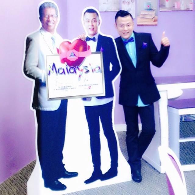 Datuk Aznil Nawawi Dilantik Ikon Cinta Malaysia LHDN