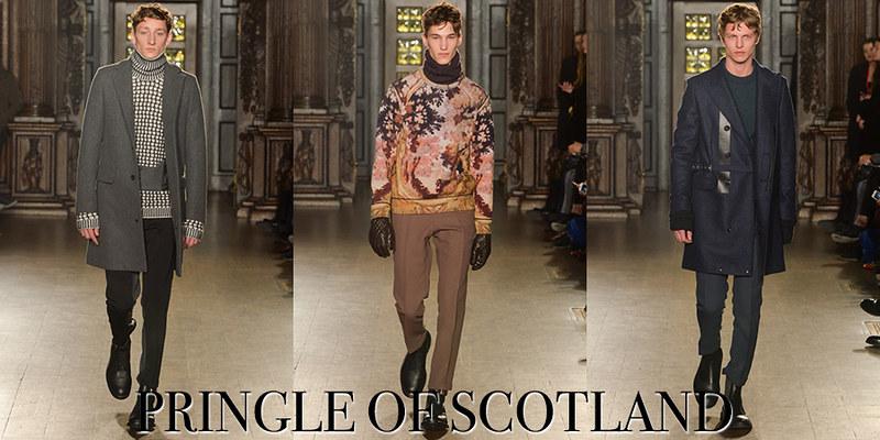 PRINGLER OF SCOTLAND