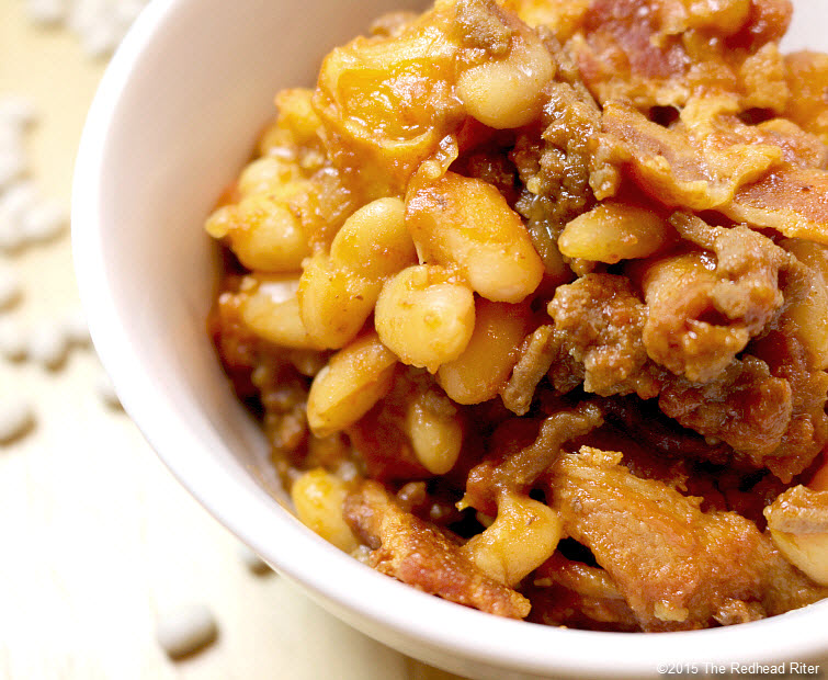 Easy Homemade Baked Bean Casserole Recipe 19