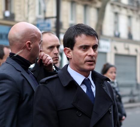 15a11 Manifestación histórica2015-01-112190 Manuel Valls Uti 465