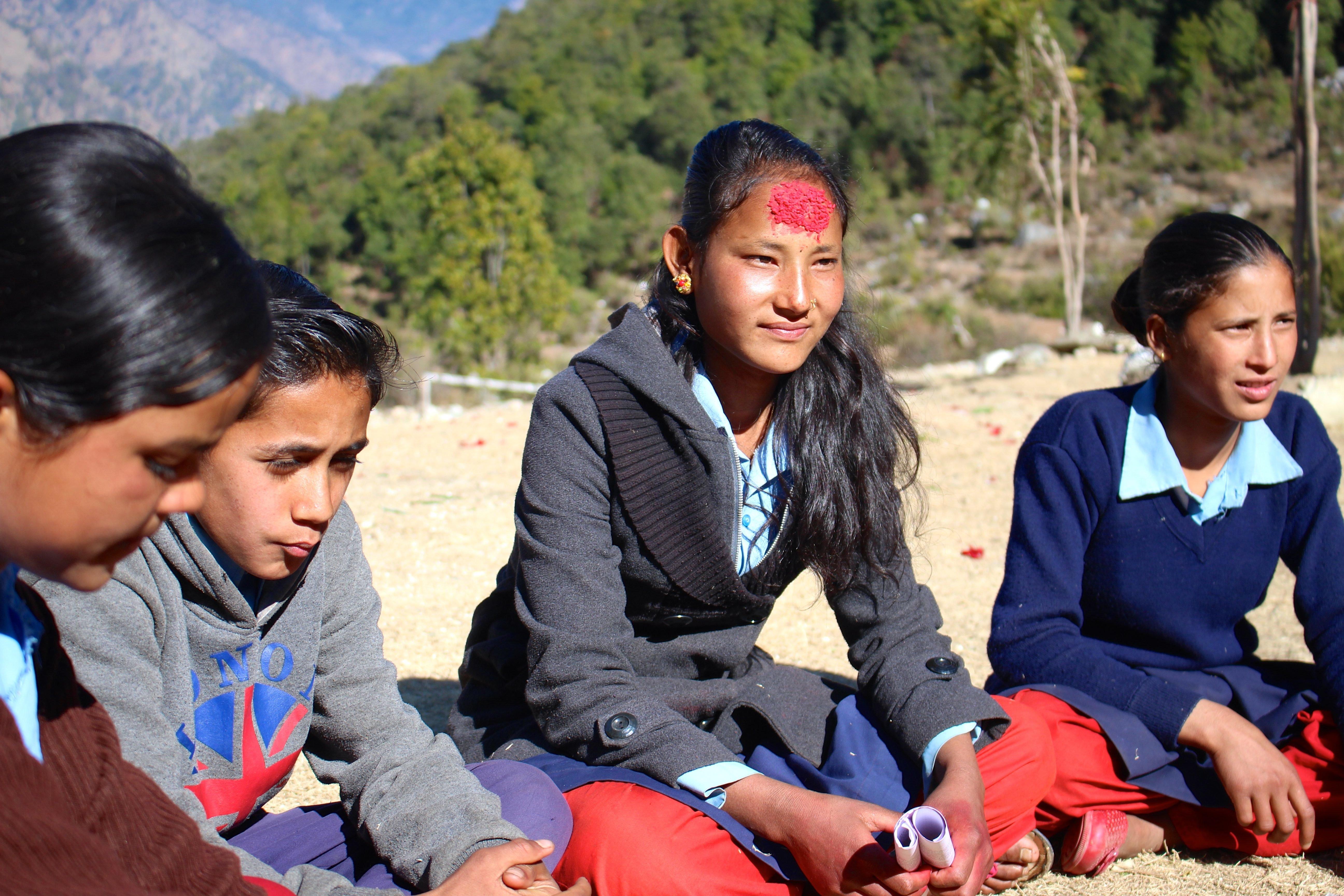 Matrimonio In Nepal : Las adolescentes de nepal dicen quot no al matrimonio infantil