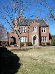 Holy Innocents Episcopal Church--Hughes House