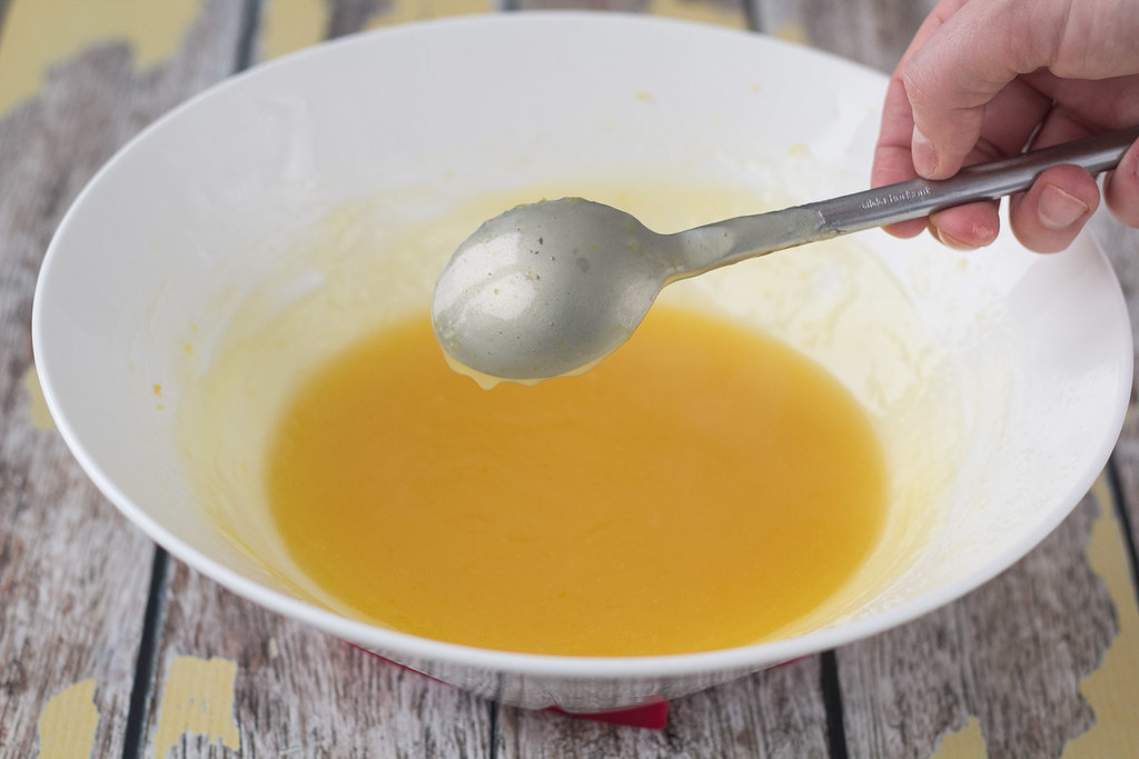 Recipe for Homemade Microwave Lemon-Curd