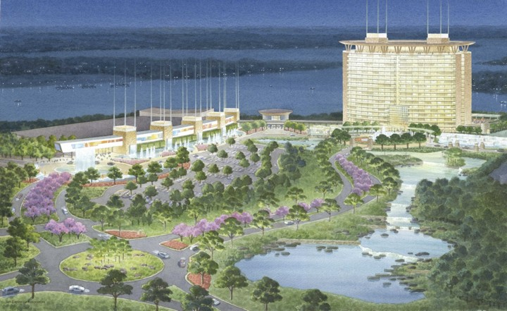 Pointe Vista Resort Masterplan