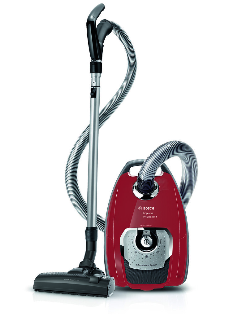 The Inu0027genius ProSilence Bagged Vacuum Cleaner (S$649)