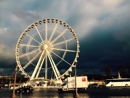 Eye of Paris