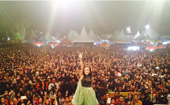 Cita Citata - Indonesia's Psy is on migme  - Alvinology