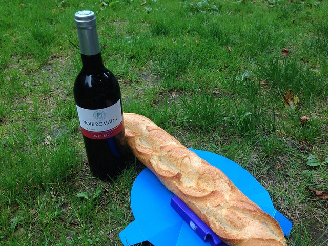 A Loaf of Bread, A Jug of Wine, And Thou