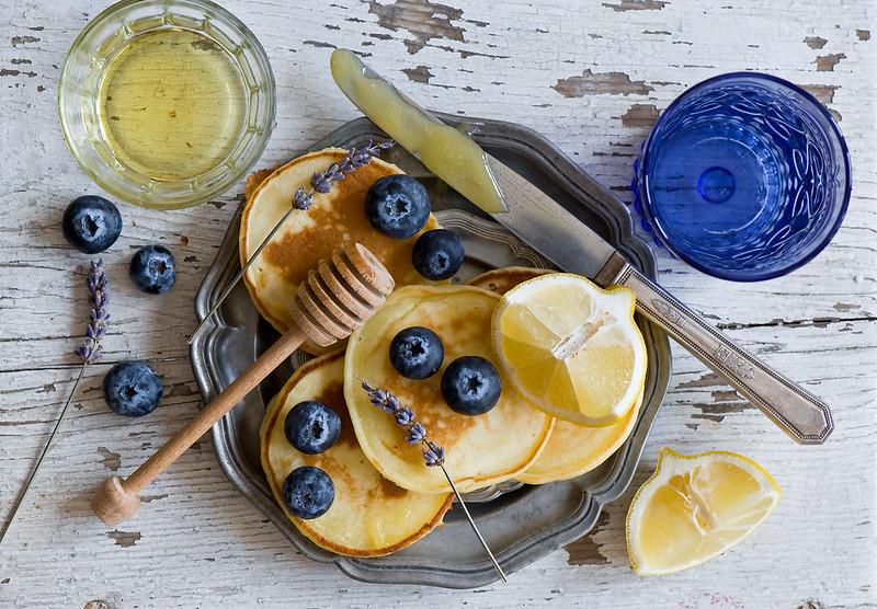 blueberry pancakes s