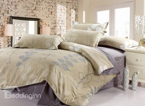 Best-Selling-Noble-Leaves-Active-Printing-4-Piece-Bedding-Sets-10758987
