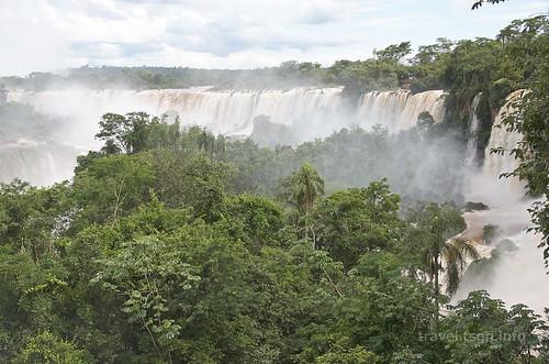 【写真】2015 世界一周 : イグアスの滝・アッパートレイル/2021-03-24/PICT7443