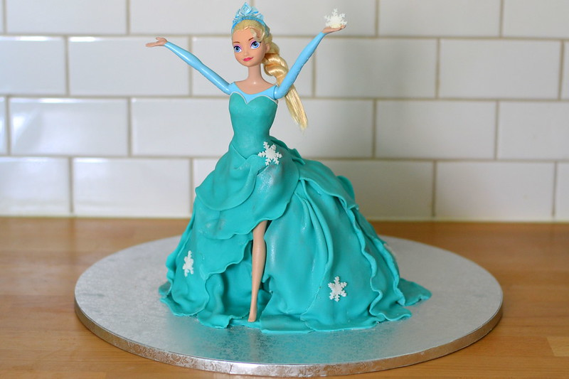 ... Elsa Doll