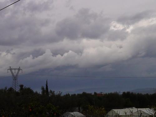 trees winter sky clouds greece ελλάδα δέντρα σύννεφα ουρανόσ αιτωλοακαρνανία χειμώνασ