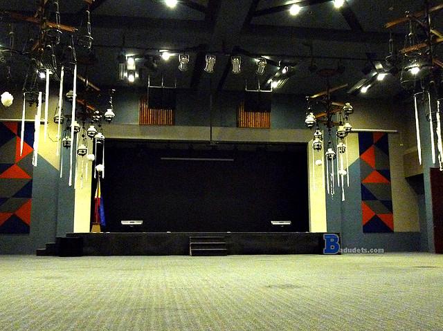 iAcademy auditorium