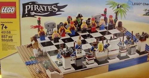 LEGO Pirates 40158