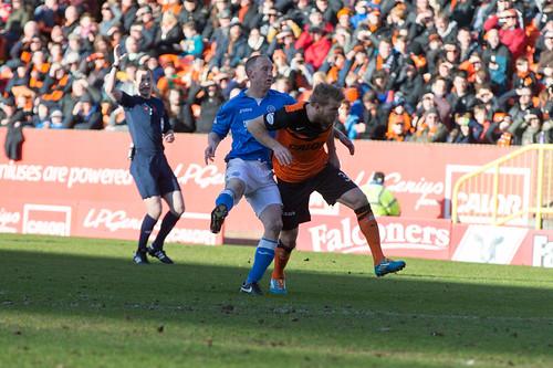 Dundee United 0-2 St.Johnstone
