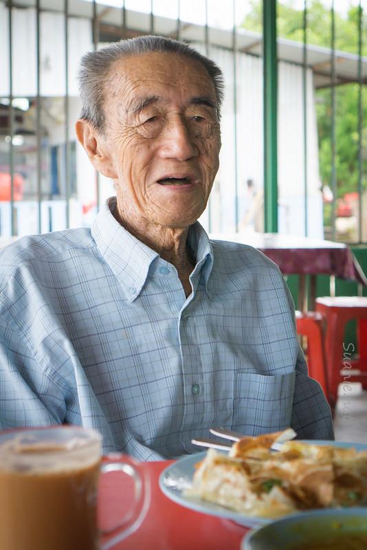 Lim Kheng Siang in Sri Gading