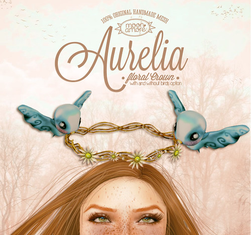 :Moon Amore: Aurelia Crown