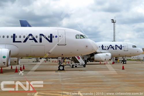 Airbus A320 LAN Airlines CC-BAP