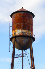Rusty Water Tower