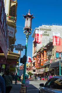 Wandering through Chinatown 01