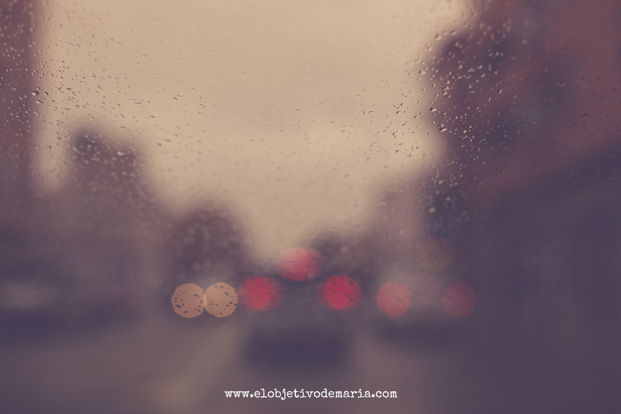 Blur Rain