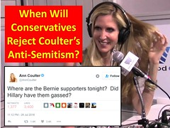 Reject Coulter's Anti-Semitism