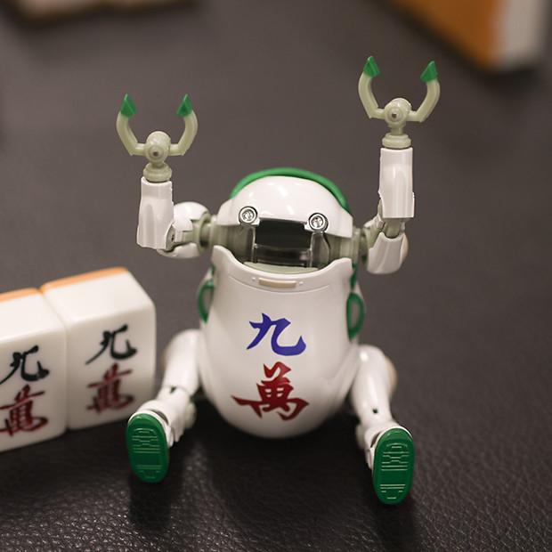 35機動機器人WeGo 「麻將配色」! (A/B/C 套裝)