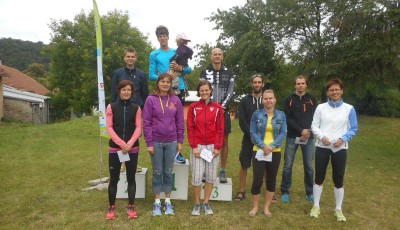Petr a Pospíšilová v Nemojanech letos traťové rekordy nepřekonali