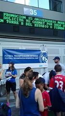 2016 - Julio (10 / 16) – Fútbol Tecnificación