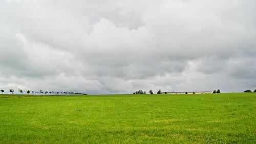 Landschaft im Eichsfeld